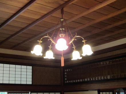 旧前田邸和館 ⑪