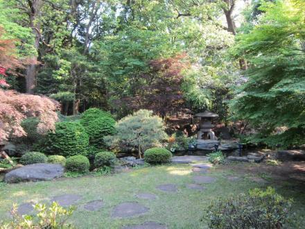 旧前田邸和館 ⑫