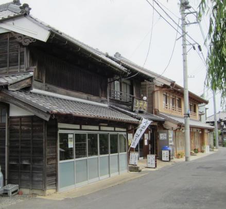 小林陶漆器店・上州屋酒店②