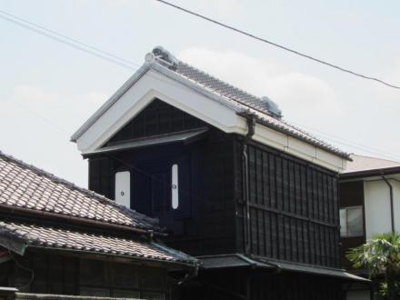 亀村本店向かいの住宅②