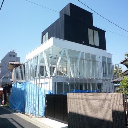 ガラスの家①