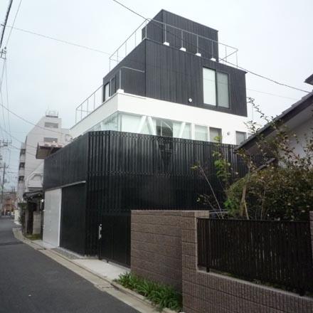 ガラスの家②