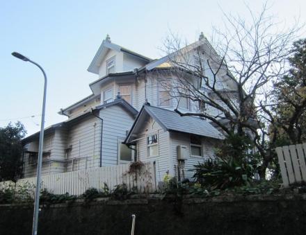 旧木下家別邸②