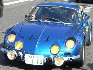 ルノーアルピーヌA110