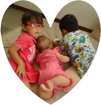 3兄妹 - コピー