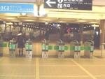 太宰府駅改札口