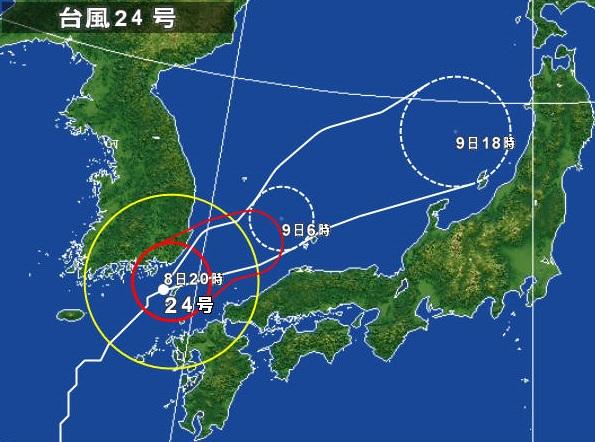 131008_台風24号接近