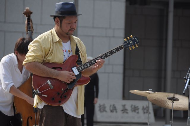 横濱JAZZ PROMENADE2012 11