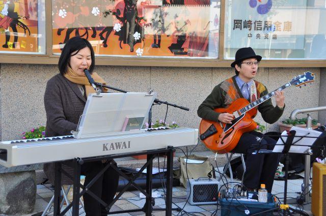 第7回 岡崎ジャズストリート201210