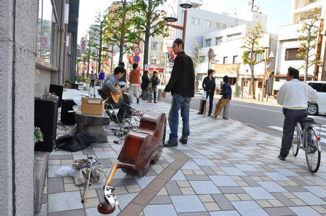 第7回 岡崎ジャズストリート201213