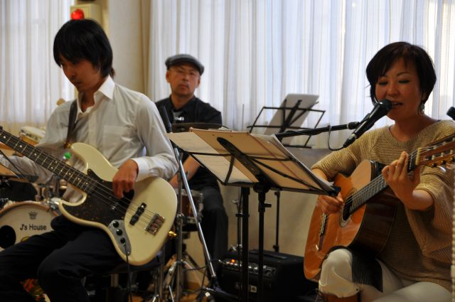 第7回 岡崎ジャズストリート201220