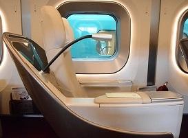 グランクラス座席2013429