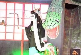 お化け人形2013430