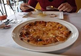 ピザの朝ごはん20135057