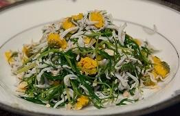 菊サラダ2013508