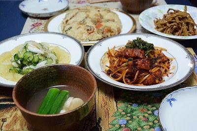 主夫太郎の食卓4