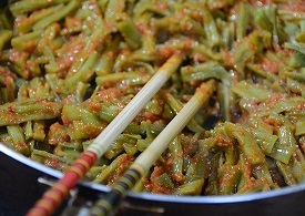 マーボクラゲ煮詰めて炒めて2013520