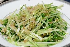 ネギクルミ水菜2013520