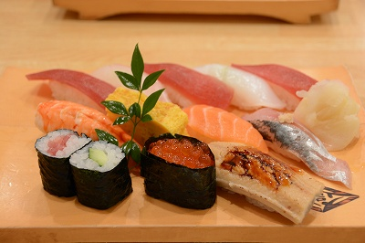 お寿司20130701