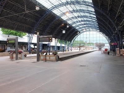 ベルゲン駅20130702