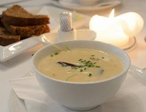ベルゲンのスープ2013710