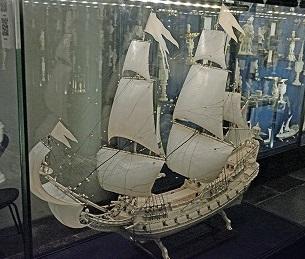 象牙帆船2013808