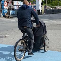 デンマーク自転車