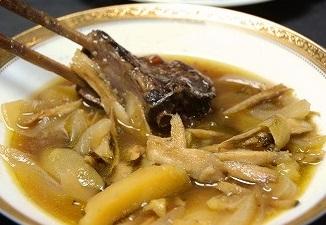 ラムスープ野菜入り2013828