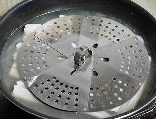 アナゴを煮る2013927