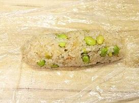 もち米と枝豆2013927