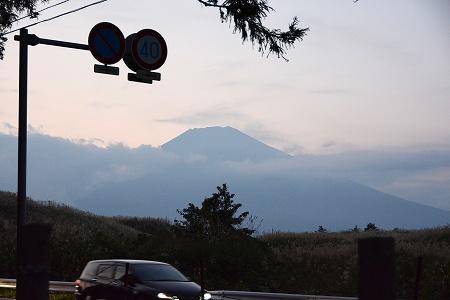 富士山20131007