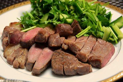 お肉もちゃんと20131124
