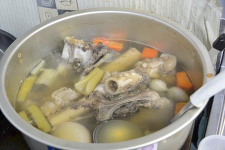 スープ取れた20131102