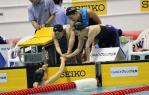 2013swimmingリレー①