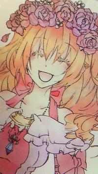 花も笑顔も、満開です(^^*