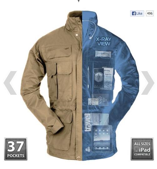 PC jacket