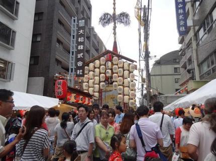 2013年7月14日祇園祭④