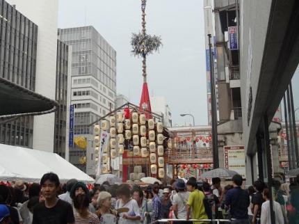 2013年7月14日祇園祭②