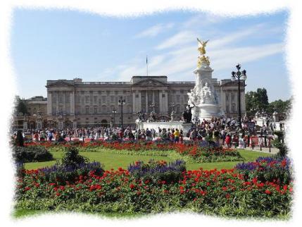 2013年7月22日バッキンガム宮殿