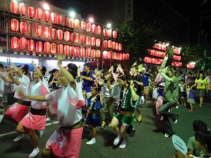 2013年8月3日島祭り⑥