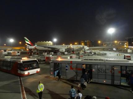 2013年5月23日ドバイ国際空港