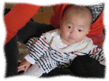 2013年12月11日Sさん親子