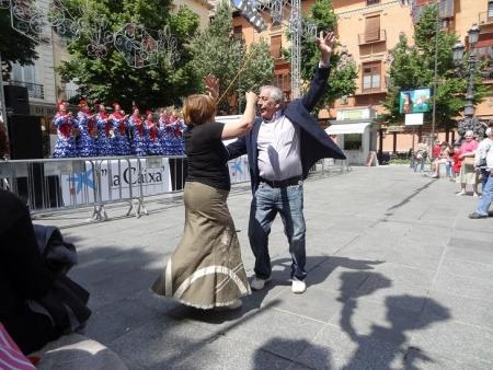 2013年5月27日グラナダ街歩き⑨