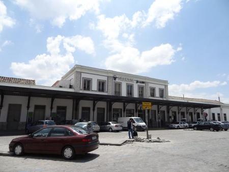 2013年5月28日グラナダ駅