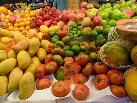 2013年5月24日サン・ジュセップ市場⑥