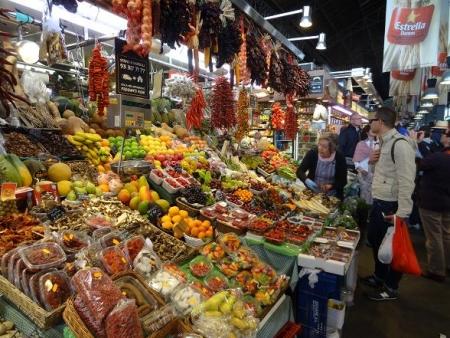 2013年5月24日サン・ジュセップ市場⑦