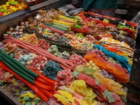 2013年5月24日サン・ジュセップ市場⑨