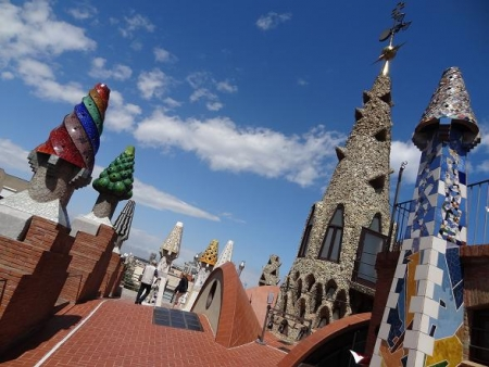 2013年5月バルセロナ街歩き⑤