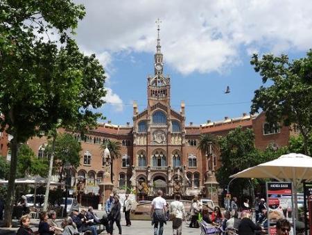 2013年5月バルセロナ街歩き②