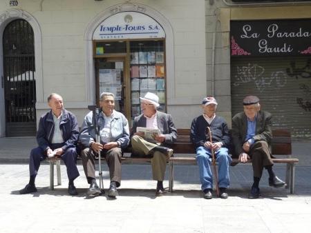 2013年5月バルセロナ街歩き③